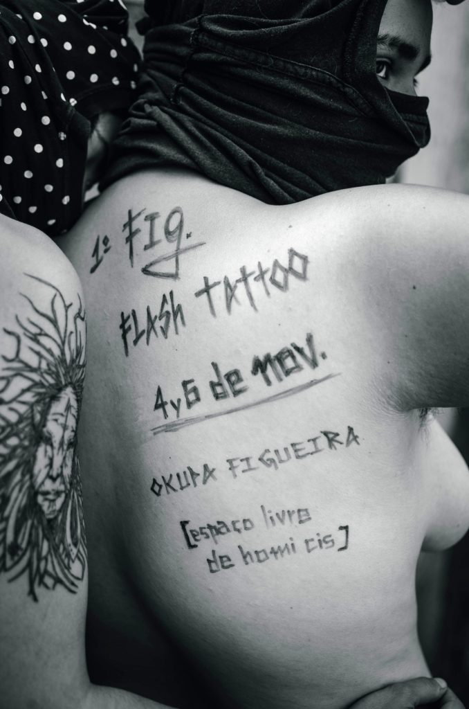 Fig Flash Tattoo